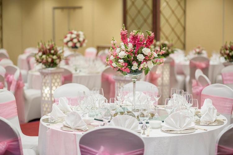 Ý tưởng chủ đề tiệc cưới